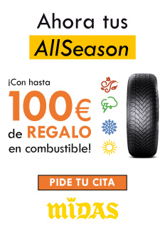 Hasta 100€ de regalo en combustible